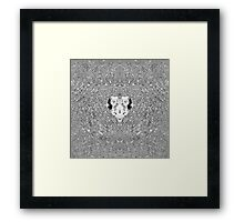 Light Heart Framed Print