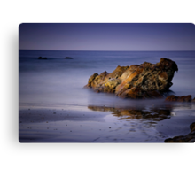 Another Blue Evening Canvas Print