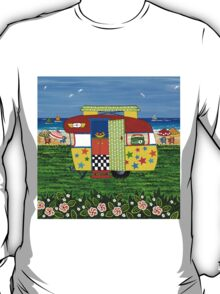Caravan Holiday ~ Ricky-Lee T-Shirt