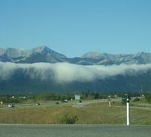 Canadian Rockies by AMatth