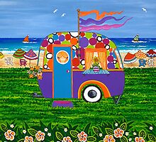 Caravan Holiday ~ Betty-Sue by Lisafrancesjudd
