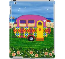 Caravan Holiday ~ Mary-Sue iPad Case/Skin