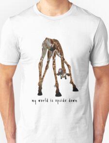 Upside Down World T-Shirt