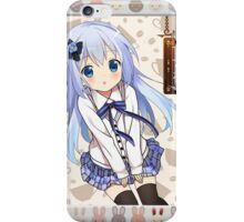 Gochiusa 6 iPhone Case/Skin