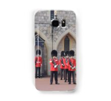 Ceremonial Guards Samsung Galaxy Case/Skin