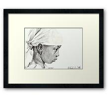 'Reflection' Framed Print