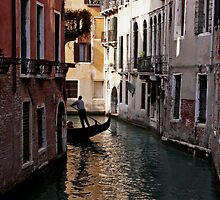 Shadow & Highlight - Venice  by Carl Gaynor