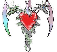 DRAGONHEART by mudkillslip