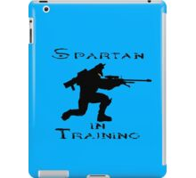 Spartan In Training iPad Case/Skin