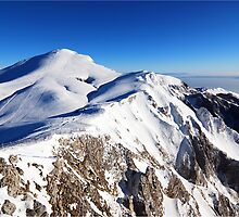 Winter Landscape by Petros Tsonis