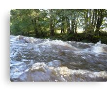 Full force Canvas Print