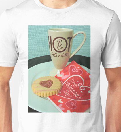 Valentine Treats Unisex T-Shirt