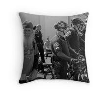 New Recruit Throw Pillow