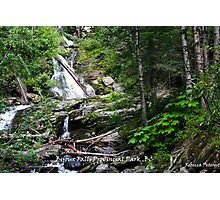 Waterfall of Jewels Photographic Print