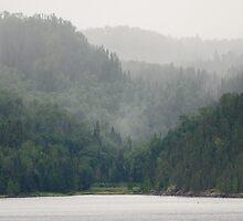 Saguenay River  Québec by 29Breizh33