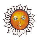 Sun Flower  by Jessica S Kemp