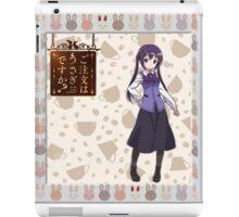 Gochiusa 13 iPad Case/Skin
