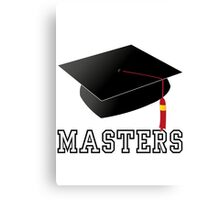 Masters Canvas Print