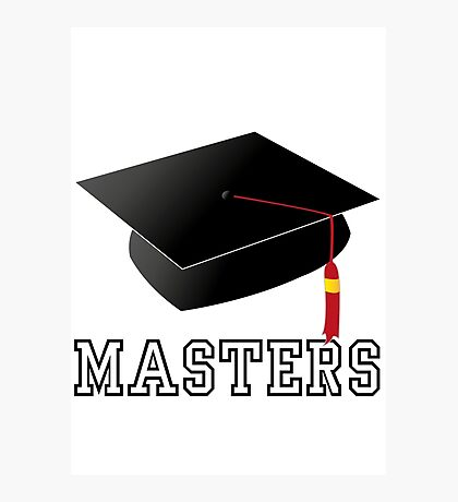 Masters Photographic Print
