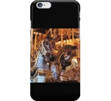 The Golden Age of The Carousel iPhone Case/Skin