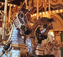 The Golden Age of The Carousel by CreativeEm