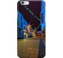 Chippy Alley  iPhone Case/Skin