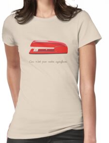This is Not Your Stapler Womens Fitted T-Shirt