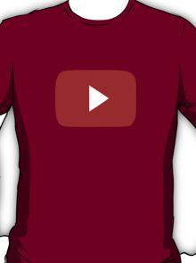 Play Button T-Shirt