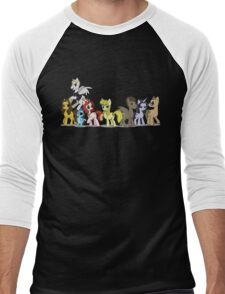 My Little Slayer Men's Baseball ¾ T-Shirt