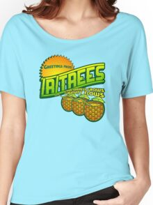 Greetings From /r/trees Women's Relaxed Fit T-Shirt