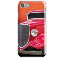 1933 Ford iPhone Case/Skin