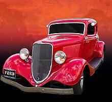 1933 Ford by Keith Hawley
