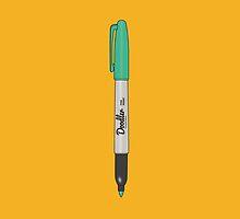 Doodler Green (1 of 4) by golongkid