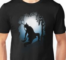 Howling Into The Woods Unisex T-Shirt