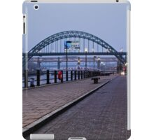 Tyne Bridge - Rugby World Cup 2015 - Host City Newcastle Upon Tyne iPad Case/Skin