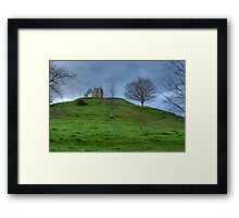 The Folly Ruin Framed Print
