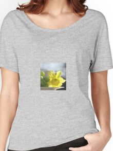 Sipping Spring Women's Relaxed Fit T-Shirt