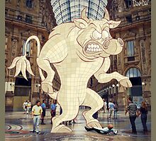 Monsters in Milan 8 by DanDav