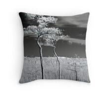 Everglades Pine Throw Pillow