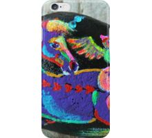 Rock 'N' Ponies - SPIKE & THE HOOTOWL #2 iPhone Case/Skin