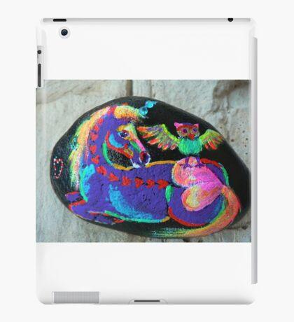 Rock 'N' Ponies - SPIKE & THE HOOTOWL #2 iPad Case/Skin