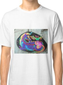 Rock 'N' Ponies - SPIKE & THE HOOTOWL #2 Classic T-Shirt