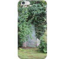 Hidden Door iPhone Case/Skin