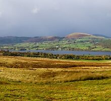 Ullswater Panorama by TomGreenPhotos