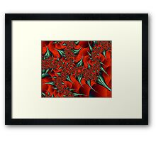 Fractal 1355 Framed Print