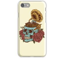 stuck on my head iPhone Case/Skin