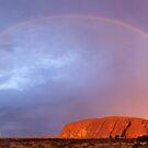 Uluru Dreaming by Scott Carr