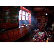 Thyanboche Monastery Photographic Print