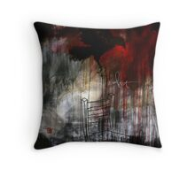 i don't sleep at night Throw Pillow