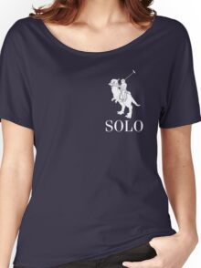 SOLO Women's Relaxed Fit T-Shirt
